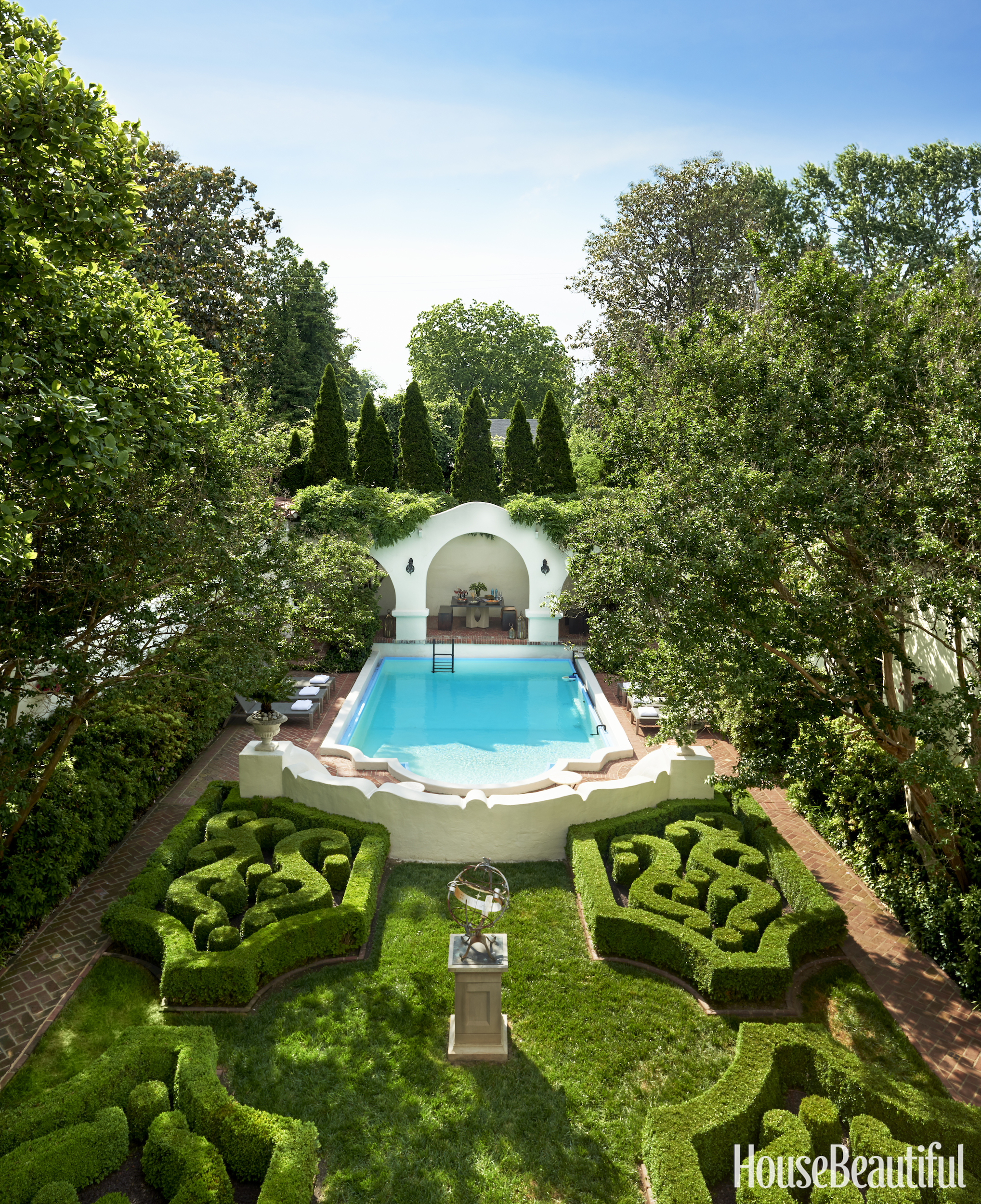 Beautiful Houses With Pools: Ideas For Beautiful Swimming Pools