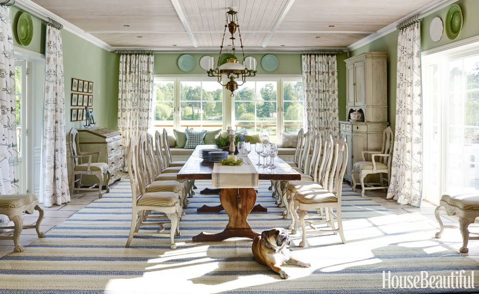 85 best dining room decorating ideas and pictures - Design Dining Room