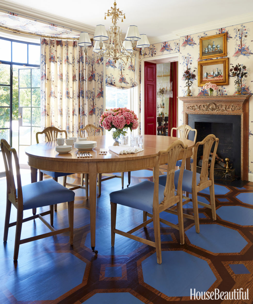 85 best dining room decorating ideas and pictures - Dining Room Table Decor