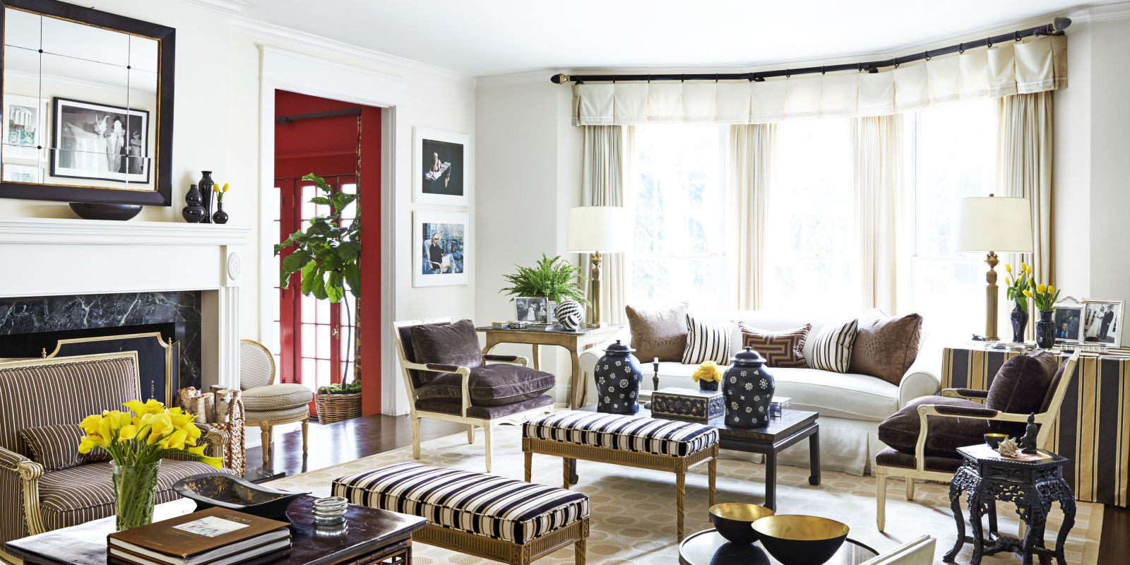Katie ridder interior design colorful greenwich village for 16 x 12 living room