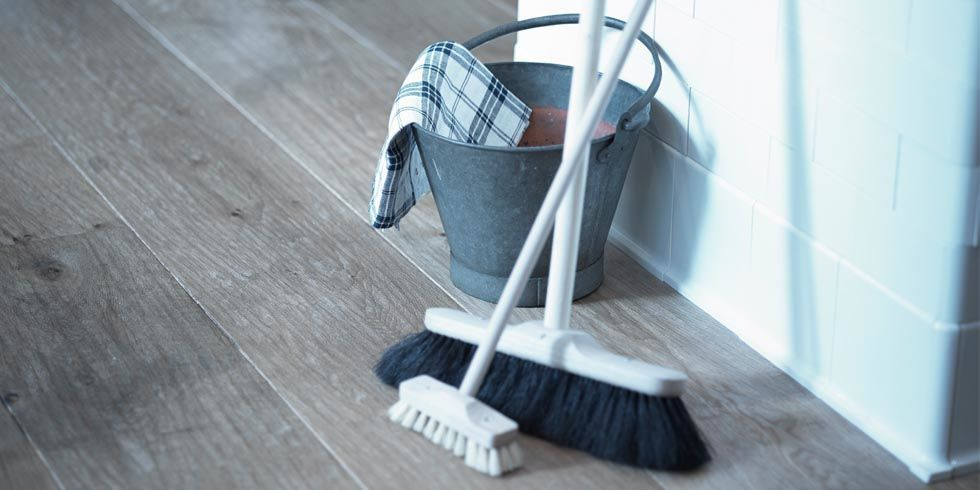 spring cleaning tips - how to deep clean