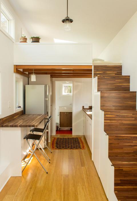 Tiny Home Designs: Shelter Wise Hikari Box