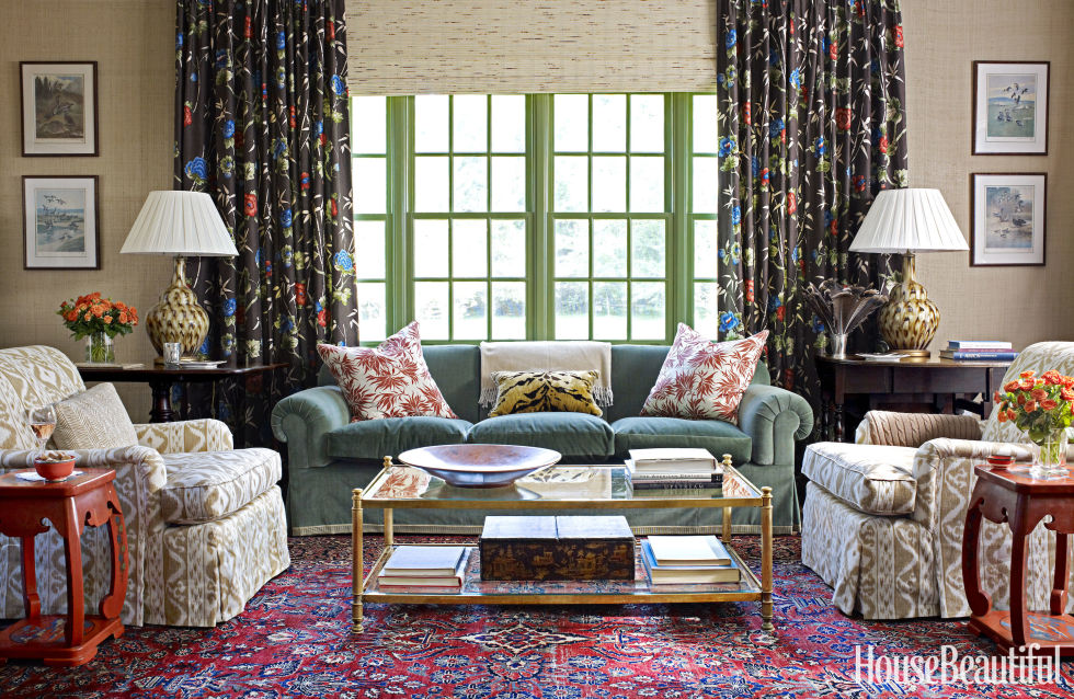 145 Best Living Room Decorating Ideas & Designs - Housebeautiful.Com