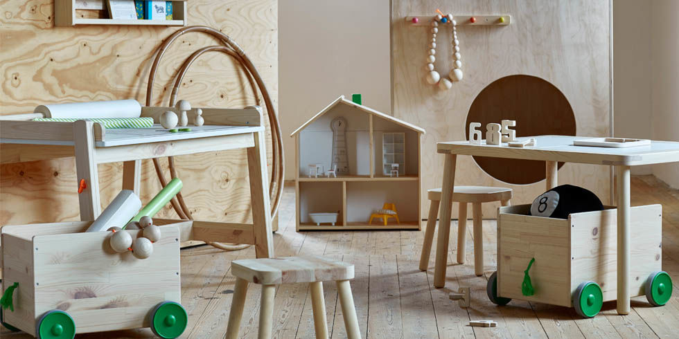 Ikea launches new flisat playroom line   ikea furniture for children
