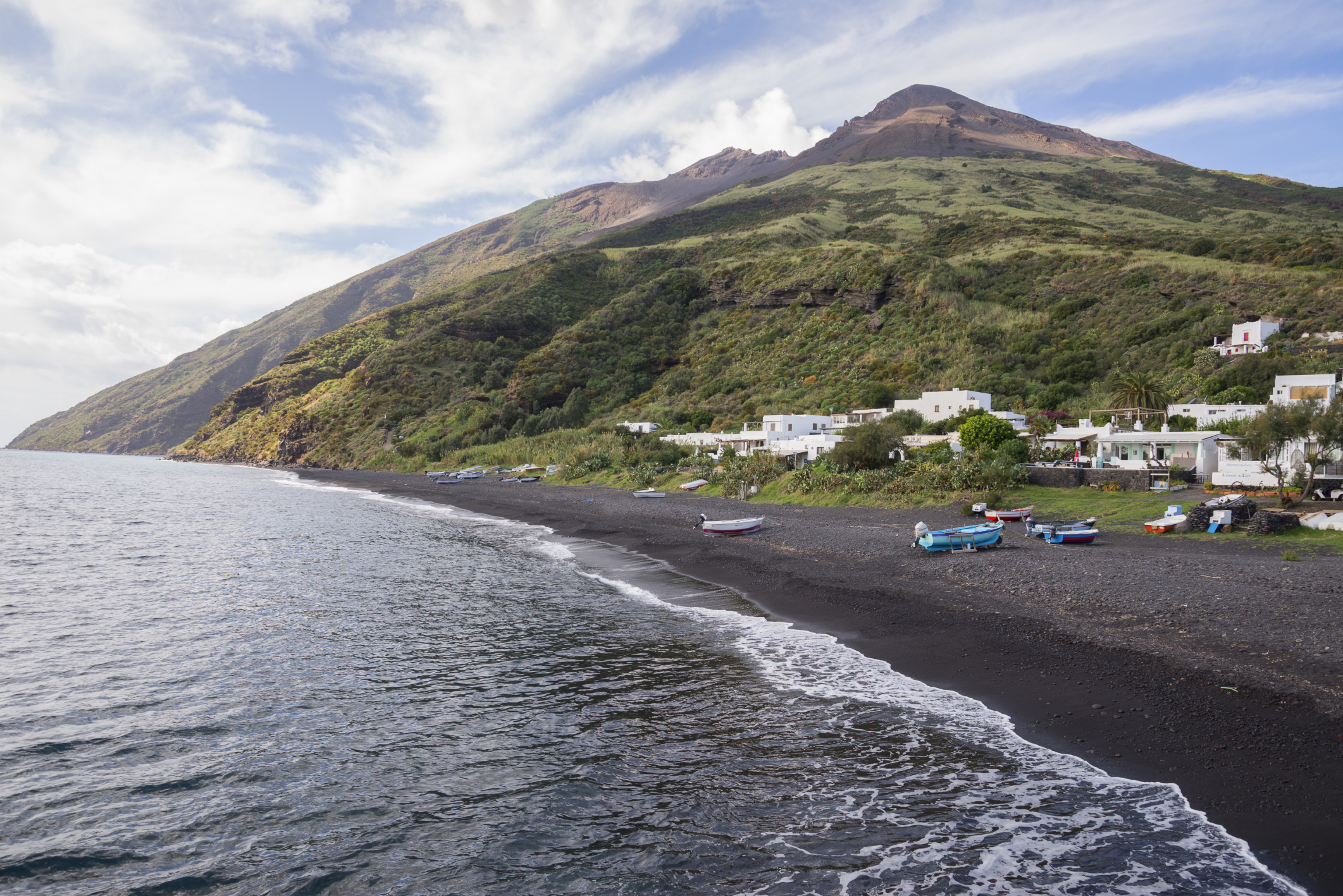 20 Best Black Sand Beaches In The World Volcanic Sand