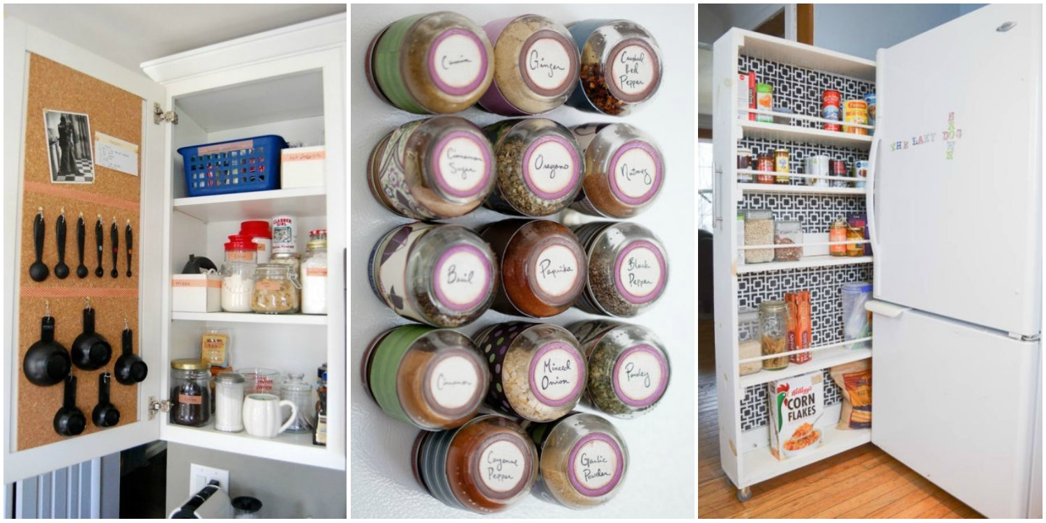 How To Get The Most Organized Kitchen Ever Best Kitchen