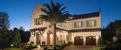 Disney Golden Oak Community New Disney World Homes