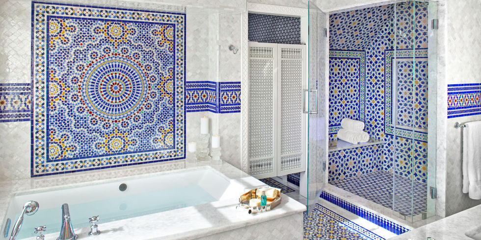 45 photos - Bathroom Tile Designs Ideas