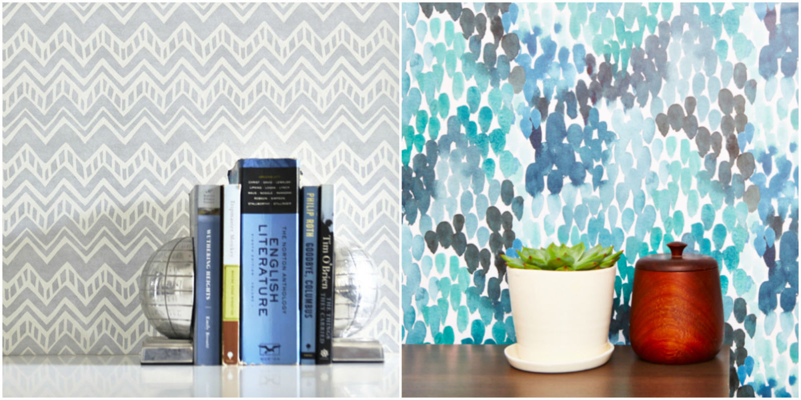 20 Best Removable Wallpapers  Peel And Stick Temporary Wallpaper Design  Ideas