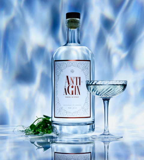 This Anti-Aging Gin Claims to Get Rid of Wrinkles