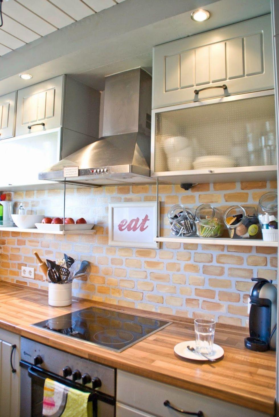How to Add Storage on Your Backsplash - Kitchen Backsplash ...
