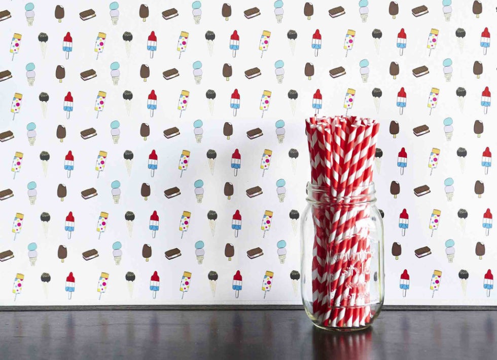 Stick On Wall Paper 20 best removable wallpapers - peel and stick temporary wallpaper