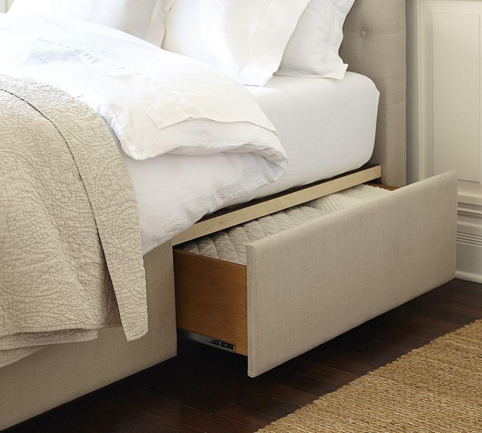 Pillow Bed Frame Elegant Cream Walmart Headboard With