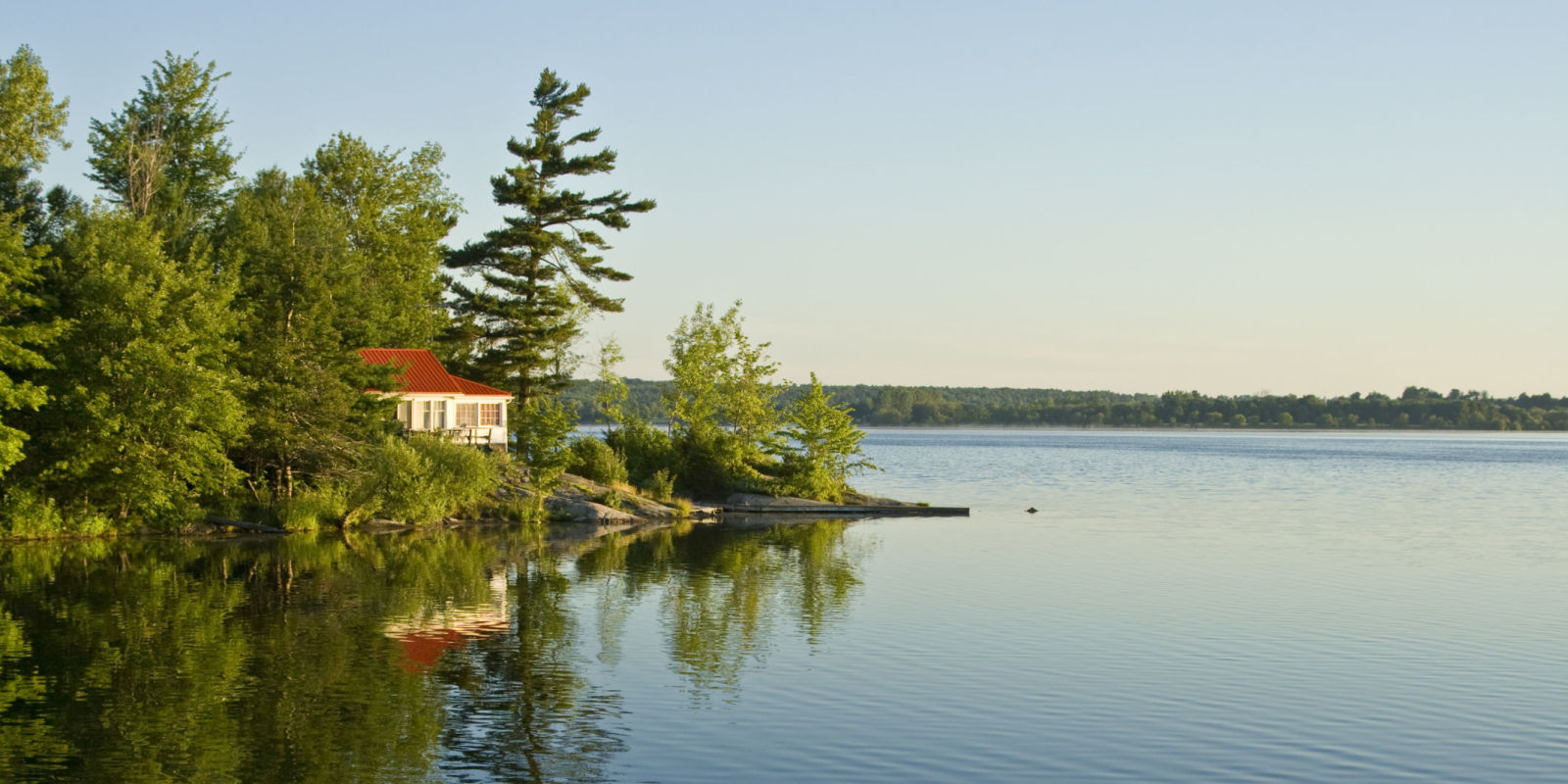 Waterfront Living Study Water Views Reduce Stress