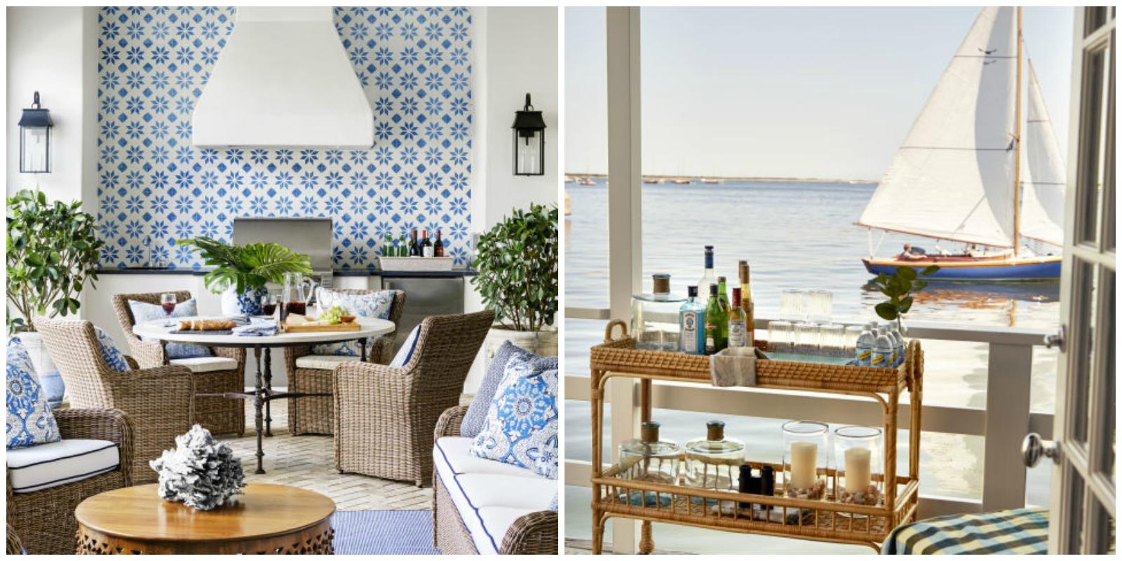 Summer house design for Summer house furniture ideas