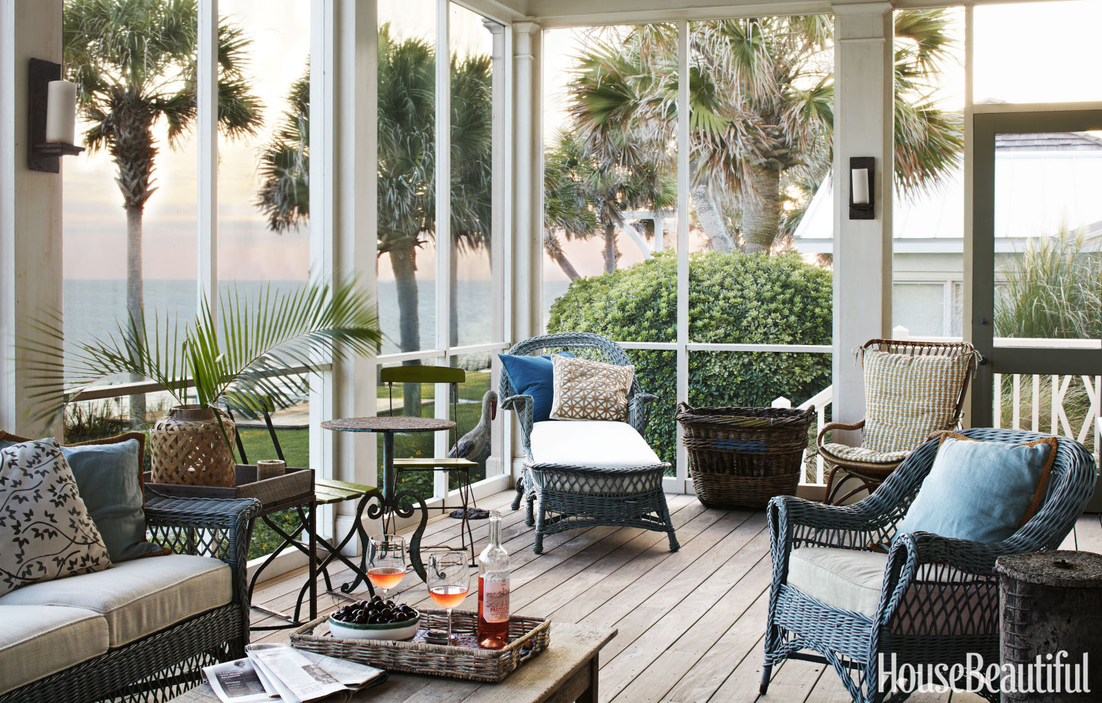 Front Porch Decorating Ideas 30 best porch decorating ideas - summer porch design tips