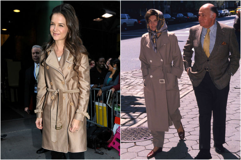 The Kitchen Cast Katie katie holmes and jackie kennedy onassis - reelz filming the