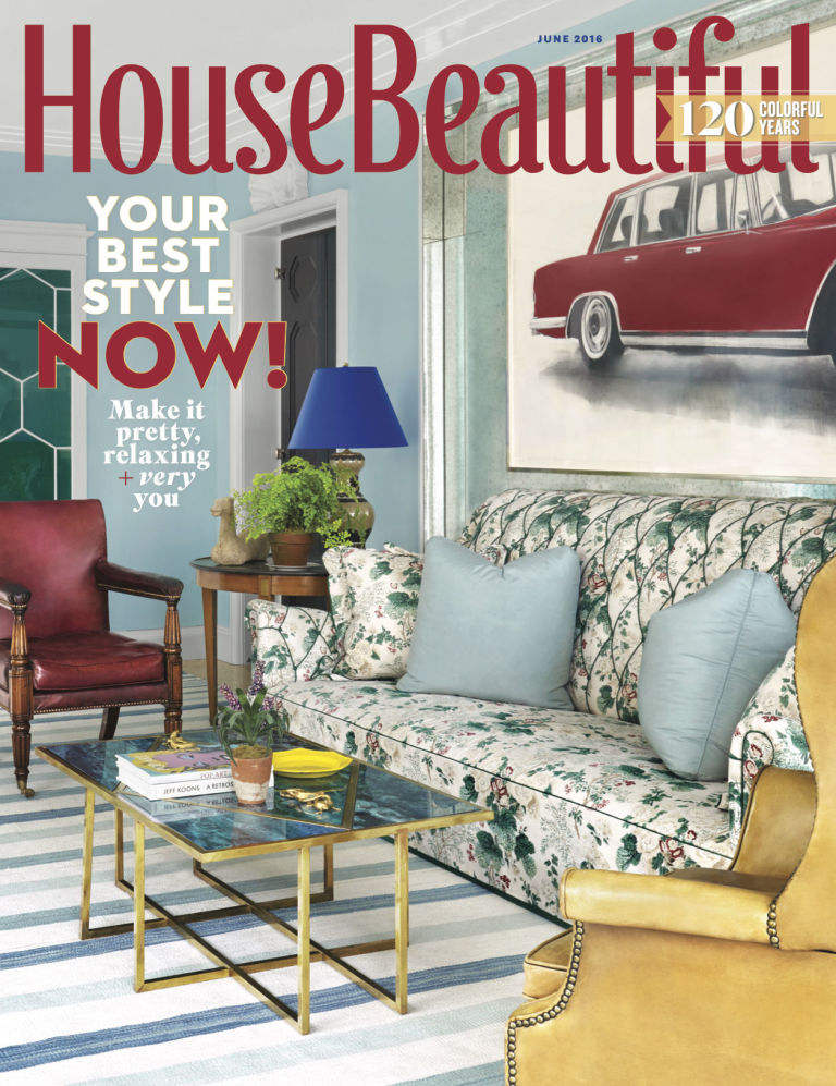 House Beutiful house beautiful june 2016 resources - interior design shopping guide