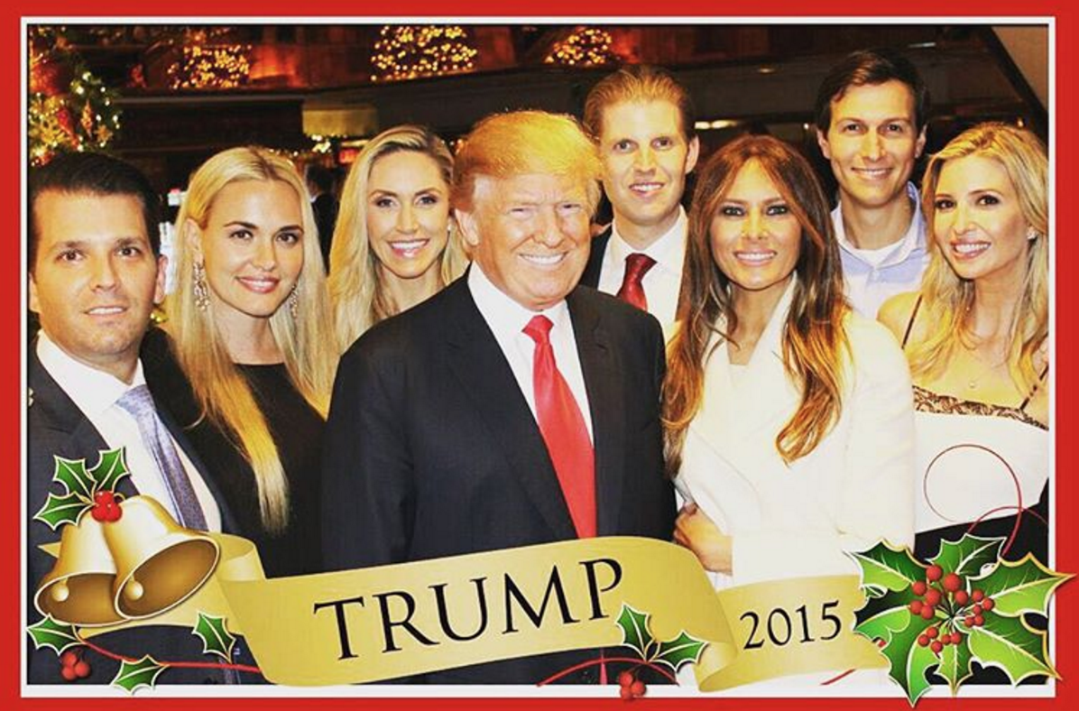 Donald Trump Photos - Trump Family Photos