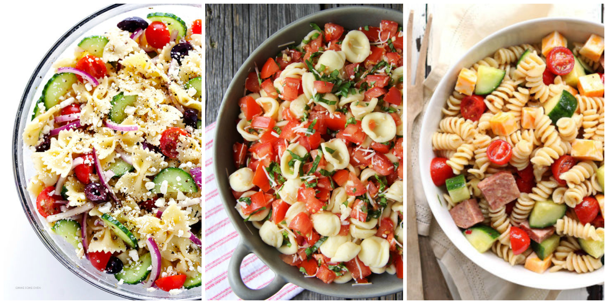30 Easy Pasta Salad Recipes Best Cold Pasta Dishes