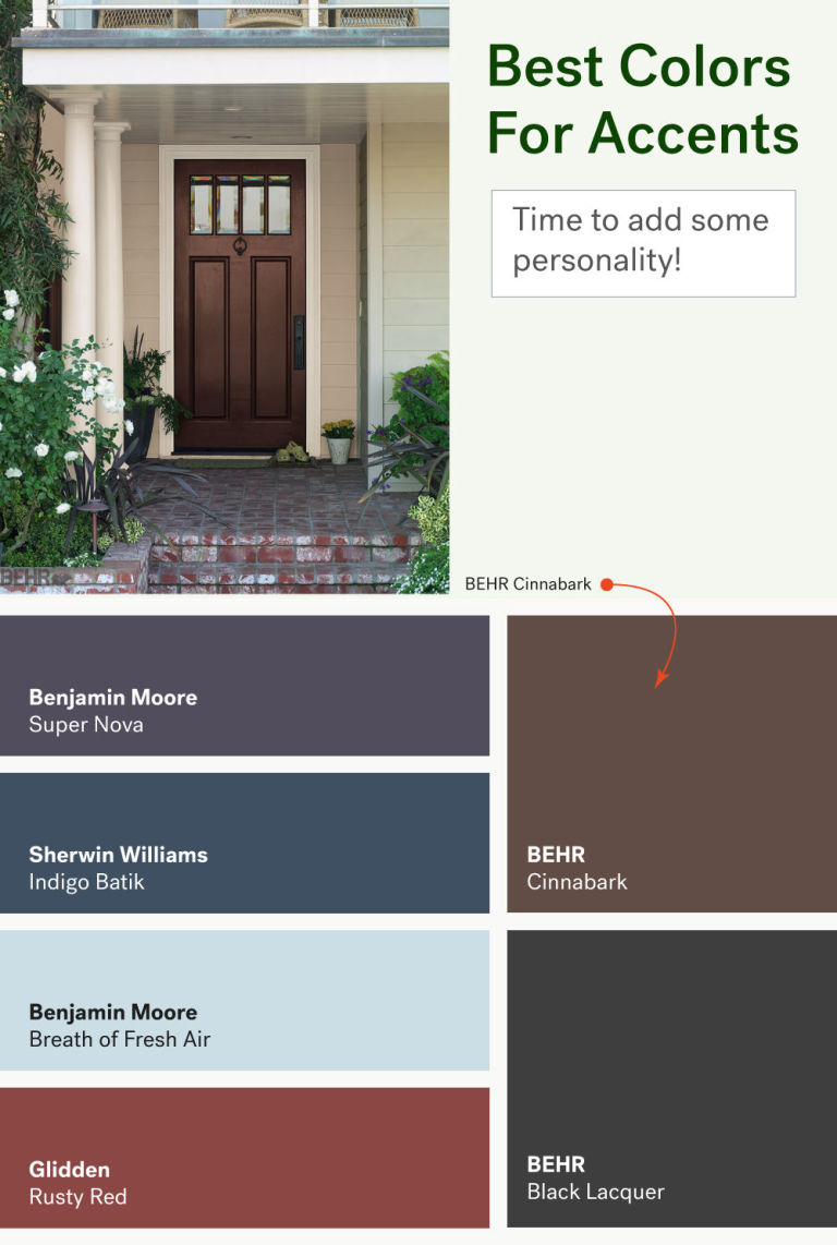 most popular exterior paint colors - best exterior home colors