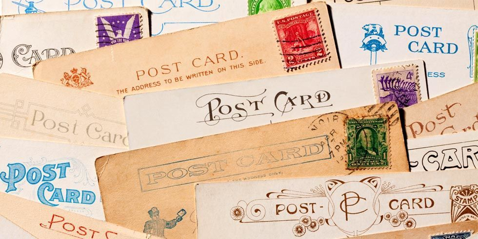 Why Stamps Go On The Top Right Corner Postal Stamp