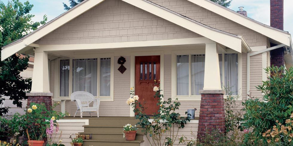hints of blue might just be the new it trend - Best Exterior Paint Combinations