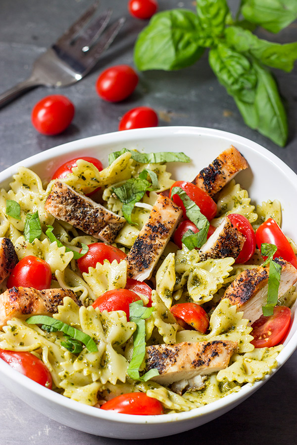 Cold chicken vegetable salad recipes