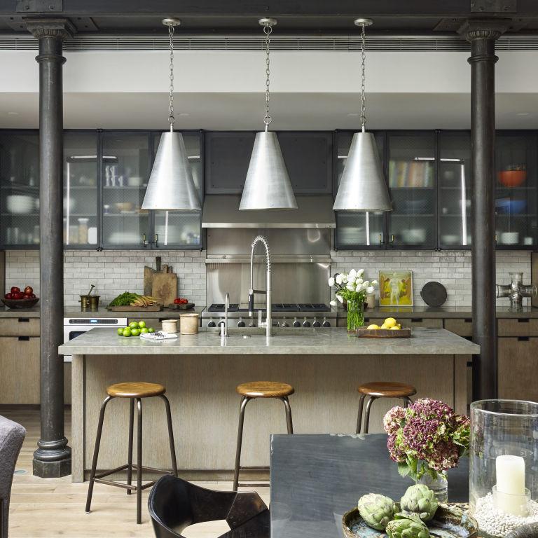 Industrial Kitchen Design Pictures: Industrial Kitchen Design Ideas