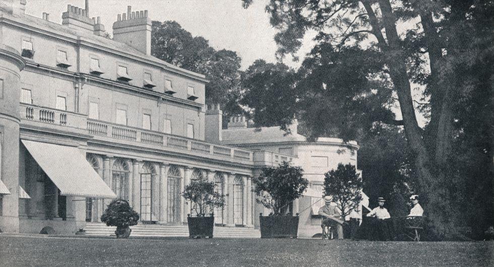 The House Their Son Future King Edward VII