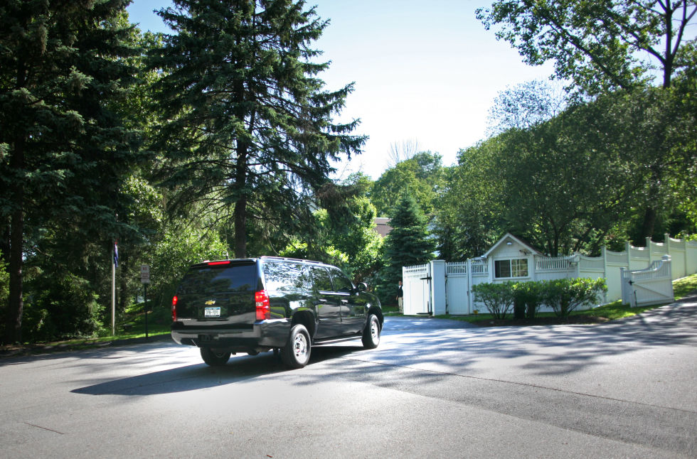 What Does Home hillary clinton house in chappaqua, ny - pictures of hillary