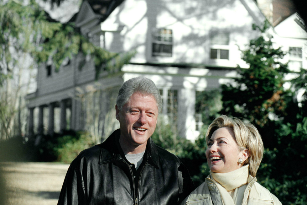 Their purchase in November 1999 was over a year before Bill left office, but three months before Hillary formally announced her candidacy for Senate in New York.