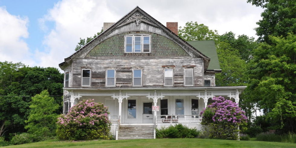 Montrose pennsylvania fixer upper for sale for Fixer upper homes for sale by owner