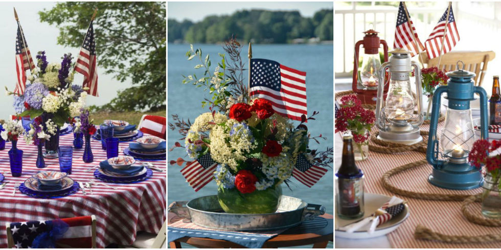 4th Of July Decor fourth of july decorations - fabulous ideas for july 4th celebrations