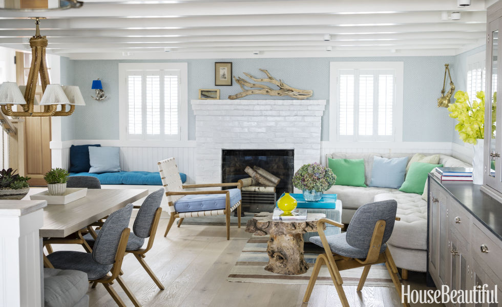 Massachusetts Beach House Frank Roop