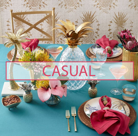 Party Table Setting Ideas american girl birthday party Casual
