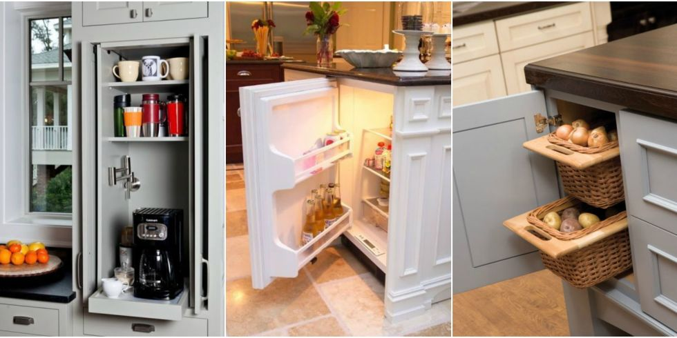 dream cabinet organizers - genius cabinets you need in your home