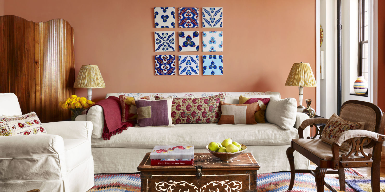 Some Home Decorating Ideas And Tips: Sara Bengur's Manhattan Apartment