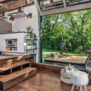 and if thats not impressive wait until you see the farmhouse this tiny homes - Tiny Home Designers