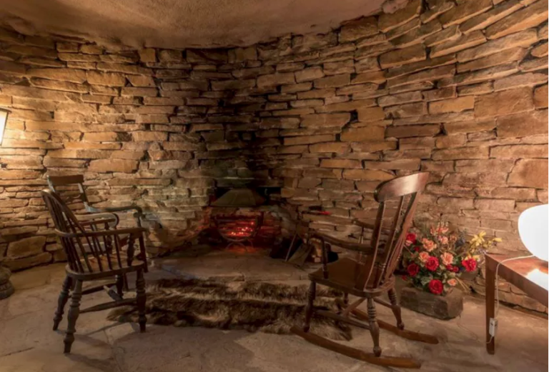 Hobbit Interior Design luxury hobbit hole home - hobbit hole home with pool for sale