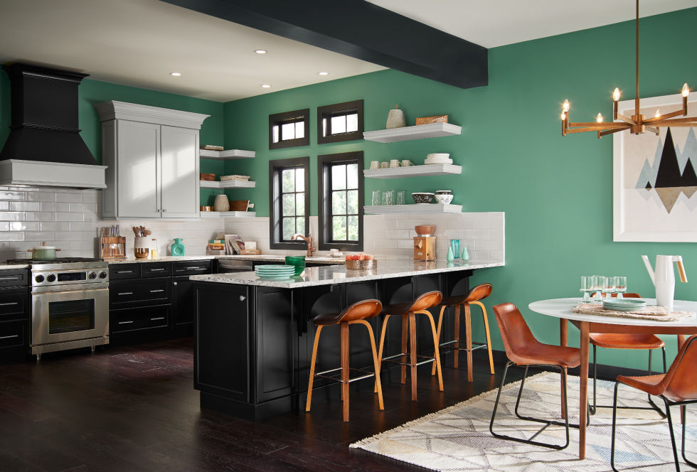 2017 color trends: blue-green