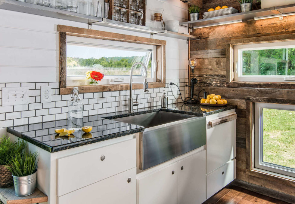 tiny house full kitchen tiny house nation tiny house kitchen