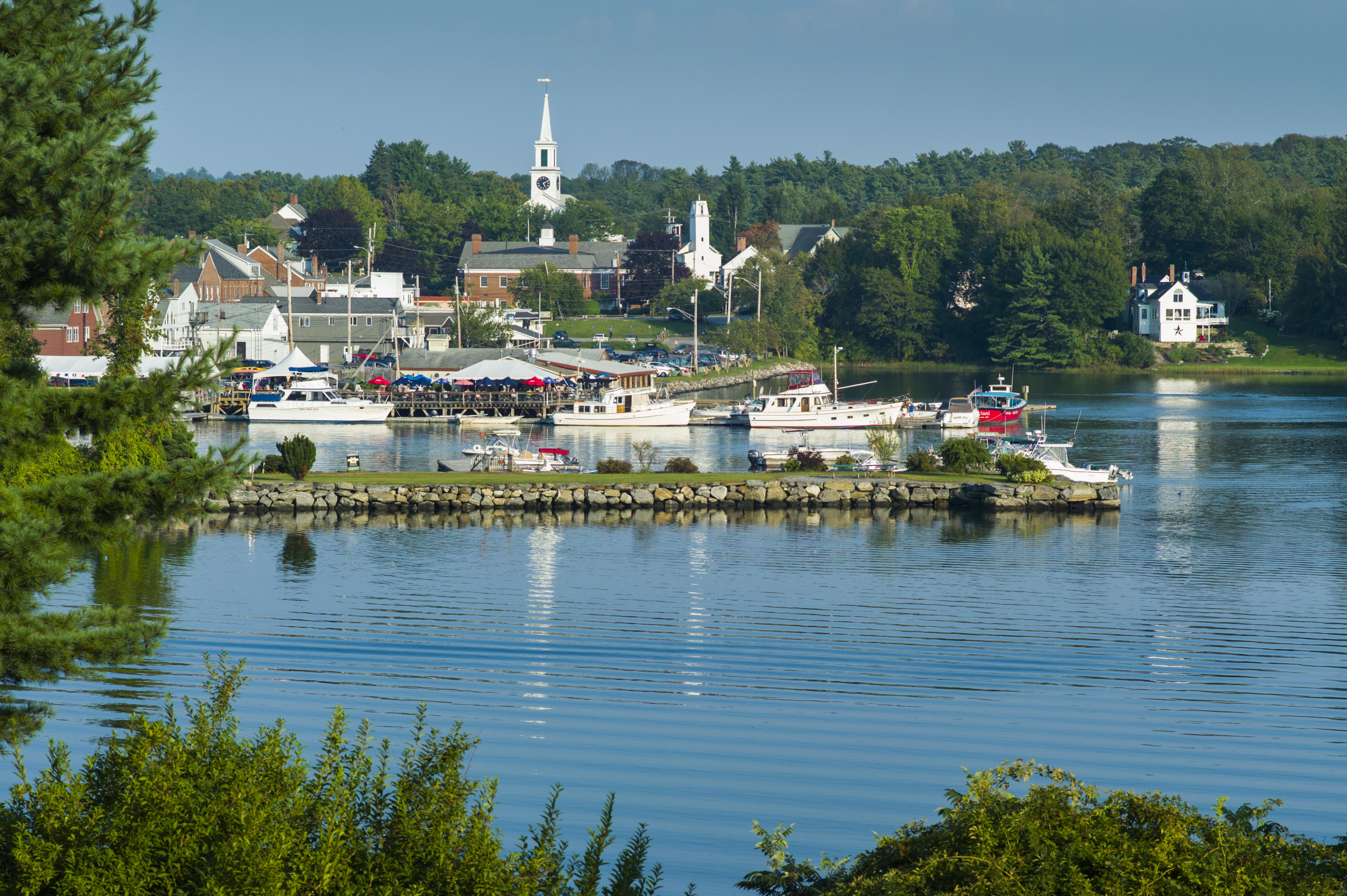 small american town vacation ideas
