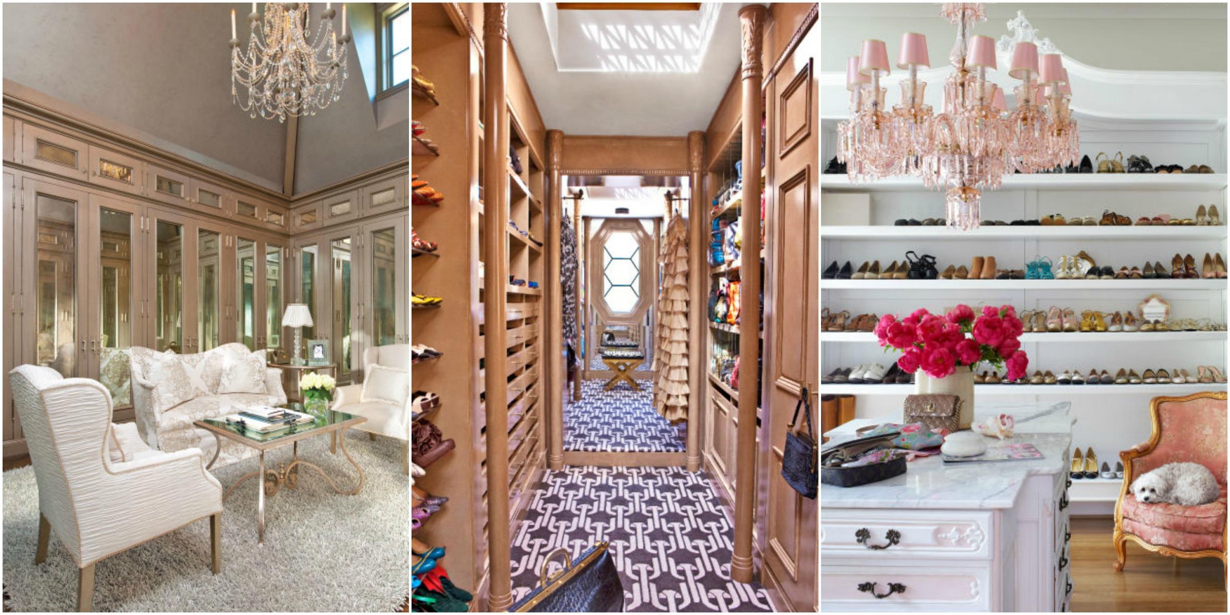 12 designer closets ideas dream dressing room photos - Dressing room designs in the home ...
