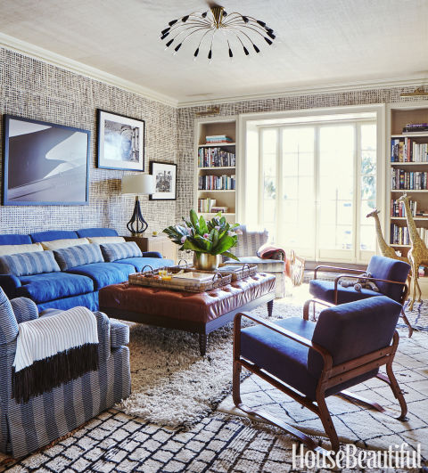 Admirable House Interior Using Den Decorating Ideas And: 60+ Family Room Design Ideas
