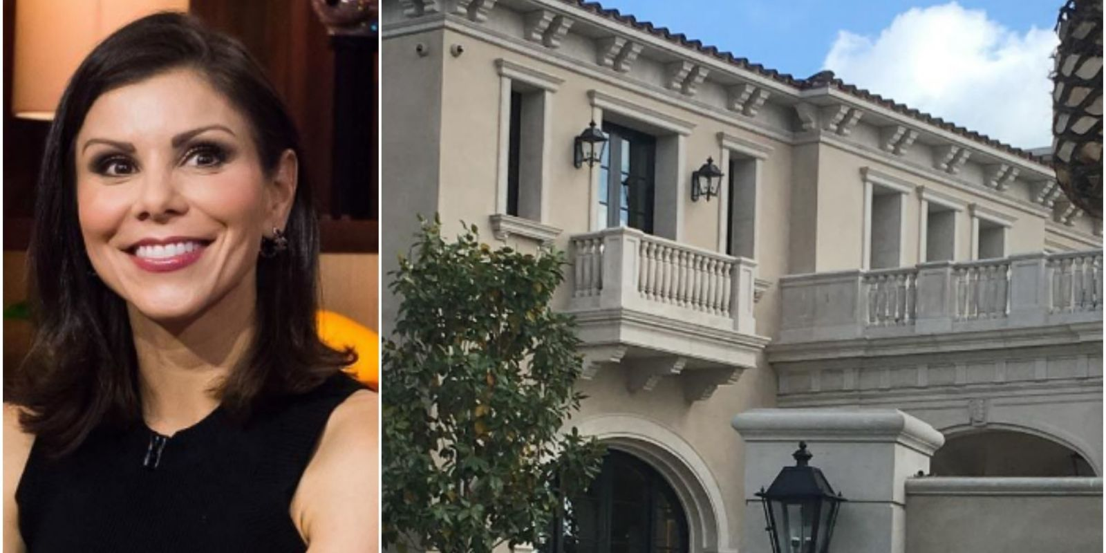 Heather Dubrow House Tour Heather Dubrow House Www