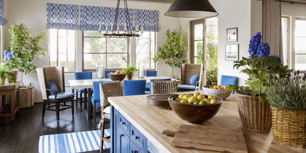 blue and white design ideas