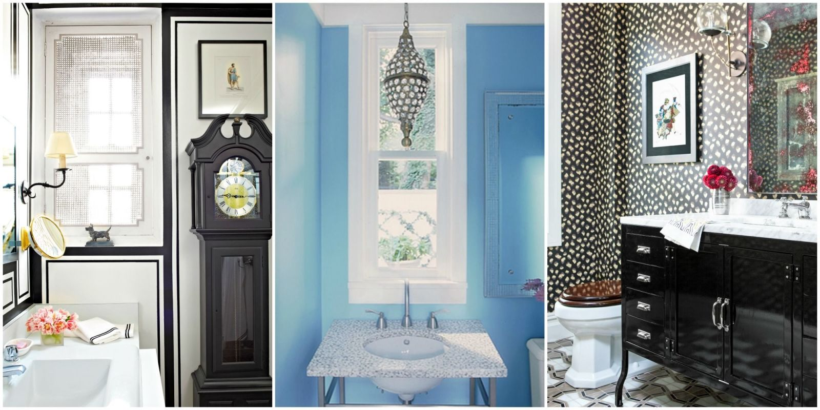 Powder Rooms powder room decorating ideas - powder room design and pictures