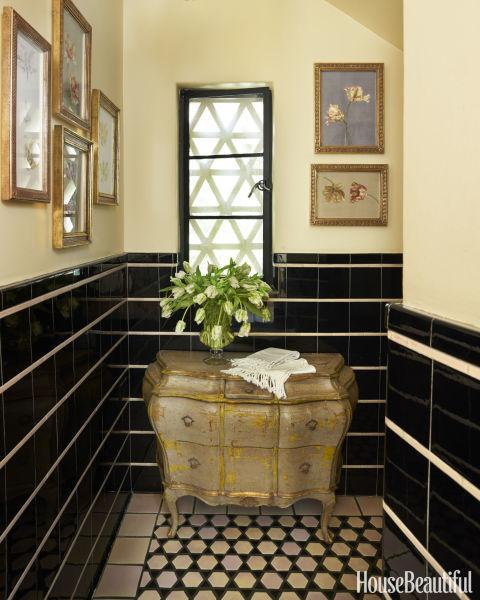 Spanish Colonial. 40 Bathroom Tile Design Ideas   Tile Backsplash and Floor Designs