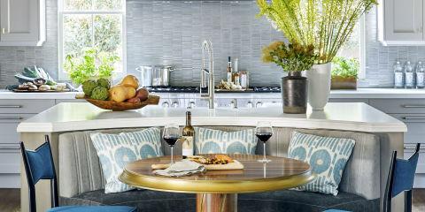 house beautiful kitchen of the year 2017 - house beautiful